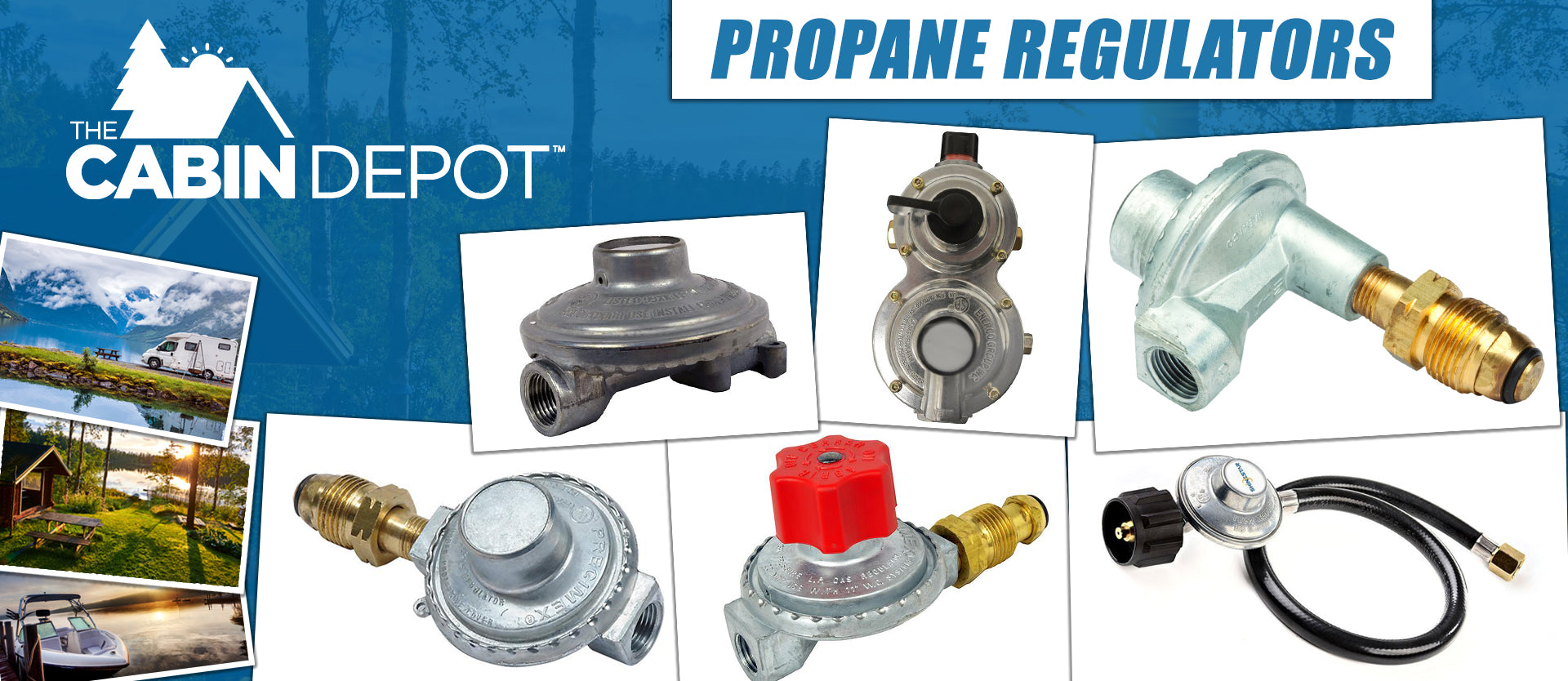 Propane Regulators The Cabin Depot ™ Canada