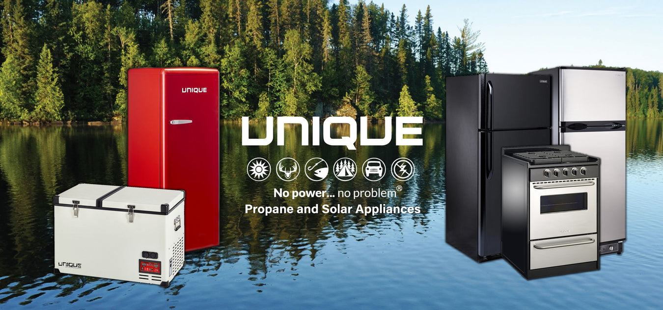 Unique Off Grid Appliances
