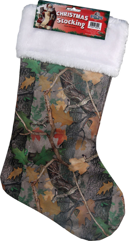 "20"" Camo Stocking Leisure The Cabin Depot- The Cabin Depot Off-Grid Off Grid Living Solutions Cabin Cottage Camp Solar Panel Water Heater Hunting Fishing Boats RVs Outdoors"