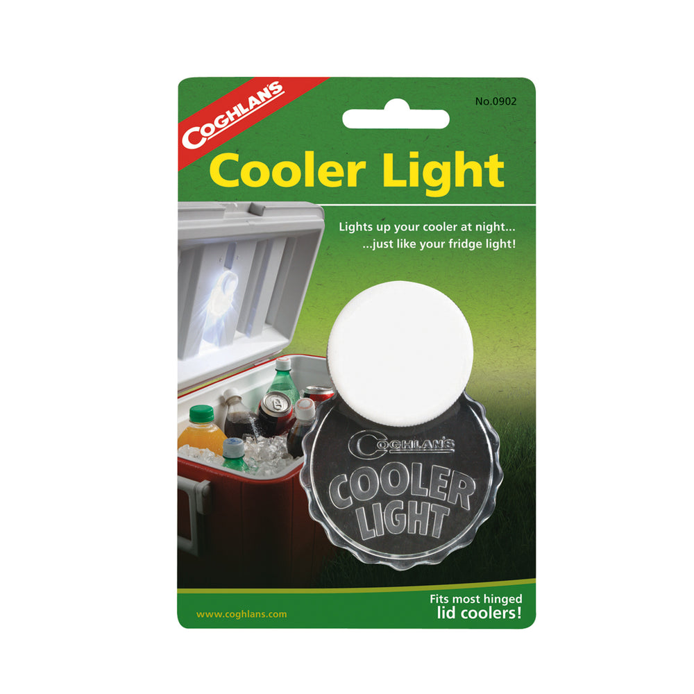 Coghlans Cooler Light Camping / Outdoors Coghlans- The Cabin Depot Off-Grid Off Grid Living Solutions Cabin Cottage Camp Solar Panel Water Heater Hunting Fishing Boats RVs Outdoors