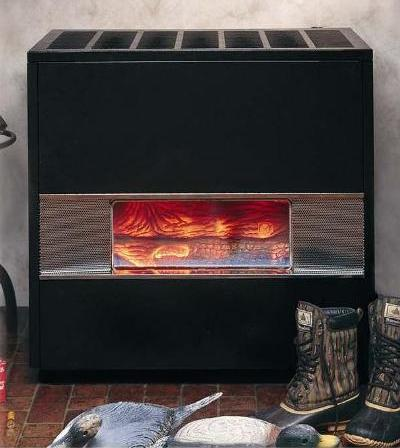 Williams Vented Hearth Heaters ( RH Series)