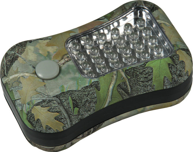 Camo LED Work Light Leisure The Cabin Depot- The Cabin Depot Off-Grid Off Grid Living Solutions Cabin Cottage Camp Solar Panel Water Heater Hunting Fishing Boats RVs Outdoors