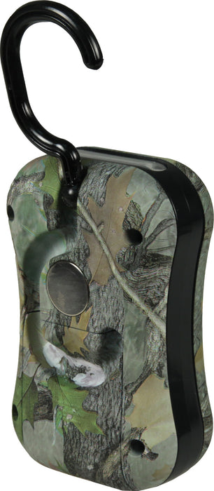 Camo LED Work Light Leisure Rivers Edge- The Cabin Depot Off-Grid Off Grid Living Solutions Cabin Cottage Camp Solar Panel Water Heater Hunting Fishing Boats RVs Outdoors