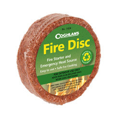 Coghlans Fire Disc Single