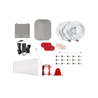 WeBoost Home MultiRoom In-Building Signal Booster Kit