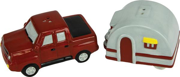 Salt and Pepper - Truck and Camper