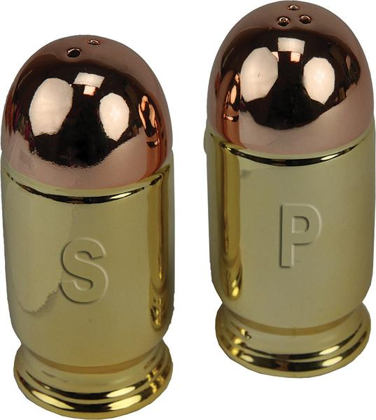 Salt and Pepper Set - Bullet