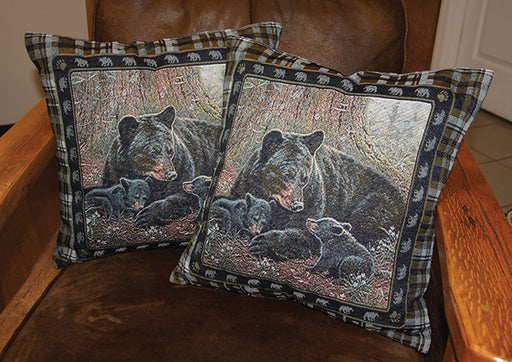 Tapestry Pillow 18 inch
