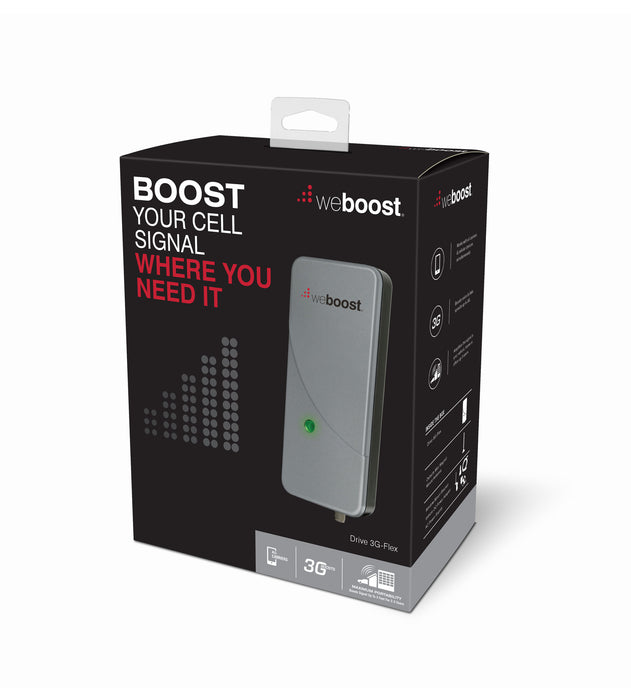 WeBoost 3G-Flex Drive Kit Signal WeBoost- The Cabin Depot Off-Grid Off Grid Living Solutions Cabin Cottage Camp Solar Panel Water Heater Hunting Fishing Boats RVs Outdoors