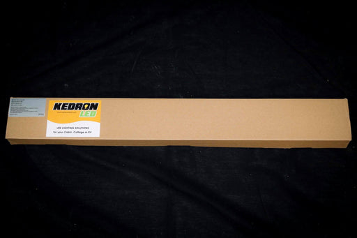 KEDRON LED 20 watt 24 inch 120vAC cool white
