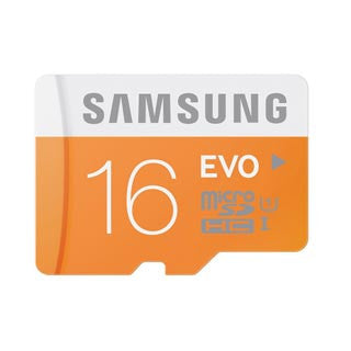Samsung 16GB Evo micro SD Card Accessories Samsung- The Cabin Depot Off-Grid Off Grid Living Solutions Cabin Cottage Camp Solar Panel Water Heater Hunting Fishing Boats RVs Outdoors