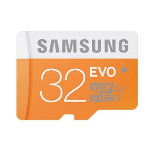 Samsung 32GB Evo micro SD Card