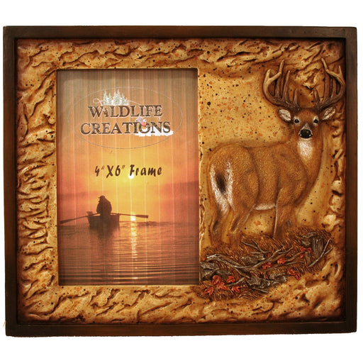 Deer Picture Frame