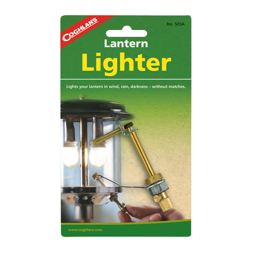 Coghlans Lantern Lighter Accessories Coghlans- The Cabin Depot Off-Grid Off Grid Living Solutions Cabin Cottage Camp Solar Panel Water Heater Hunting Fishing Boats RVs Outdoors
