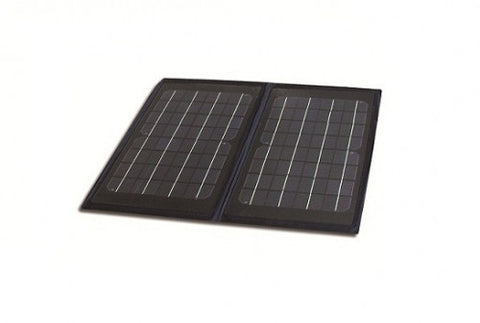 Nature Power 6W Folding Solar Panel 5V Charging Solutions The Cabin Supply Depot- The Cabin Depot Off-Grid Off Grid Living Solutions Cabin Cottage Camp Solar Panel Water Heater Hunting Fishing Boats RVs Outdoors