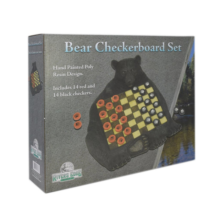 Checkerboard Set - Bear