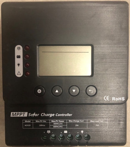 PYS (M2420) 20 Amp MPPT Charge Controller