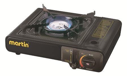 Martin Portable Butane Gas Stove VT-202 Leisure The Cabin Depot- The Cabin Depot Off-Grid Off Grid Living Solutions Cabin Cottage Camp Solar Panel Water Heater Hunting Fishing Boats RVs Outdoors