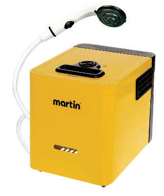 Martin Portable Water Heater PWH01 from The Cabin Depot
