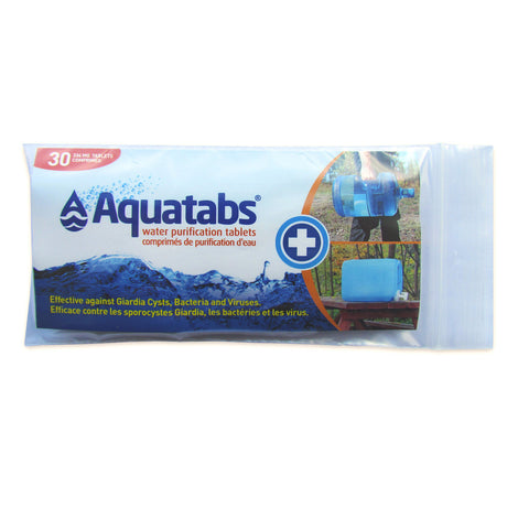Aquatabs-334mg Tablets (30)