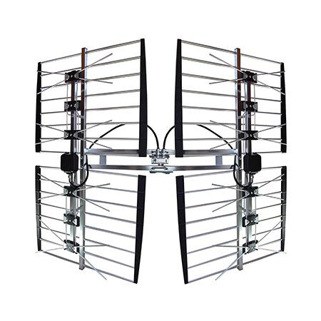 8 Bay Multi-directional HDTV Antenna UHF/VHF