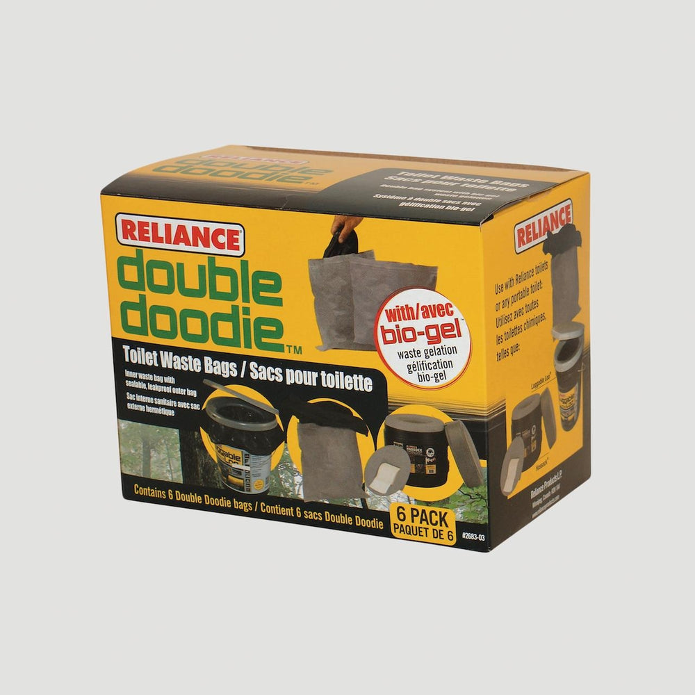Reliance Double Doodie with Bio-Gel