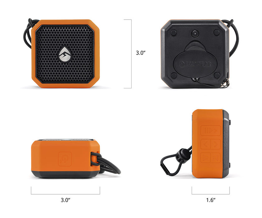 ECOXGEAR EcoPebble Lite Entertainment ECOXGEAR- The Cabin Depot Off-Grid Off Grid Living Solutions Cabin Cottage Camp Solar Panel Water Heater Hunting Fishing Boats RVs Outdoors
