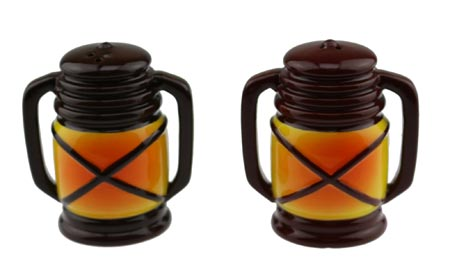 Lantern Salt and Pepper Shakers
