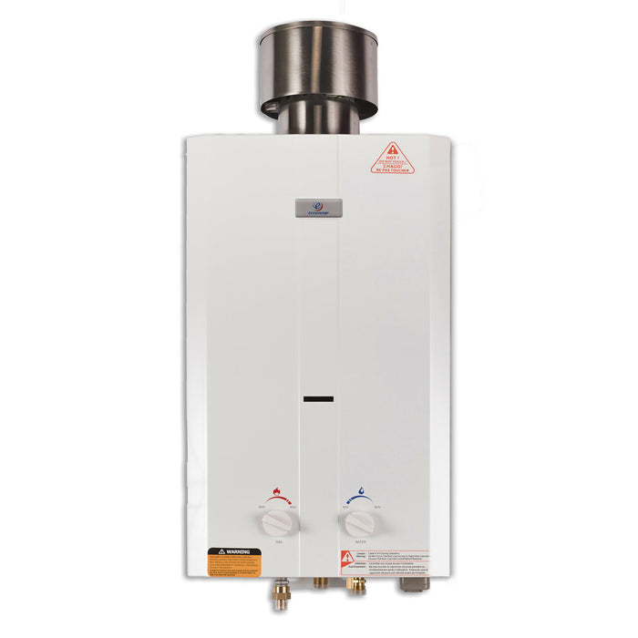 Eccotemp L10 High Capacity Tankless Water Heater with Shower Head Water Heater Eccotemp- The Cabin Depot Off-Grid Off Grid Living Solutions Cabin Cottage Camp Solar Panel Water Heater Hunting Fishing Boats RVs Outdoors