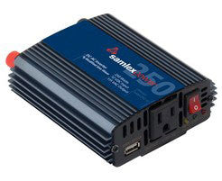 Samlex SAM-250-12 Modified Sine Wave 250w Inverter