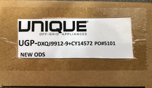 Unique Pilot ODS Assembly Part # UGP-DXQJ9912-9+CY14572