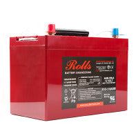 Rolls S12-116 AGM 12v 105Ah Sealed Deep Cycle Battery *In Stock*
