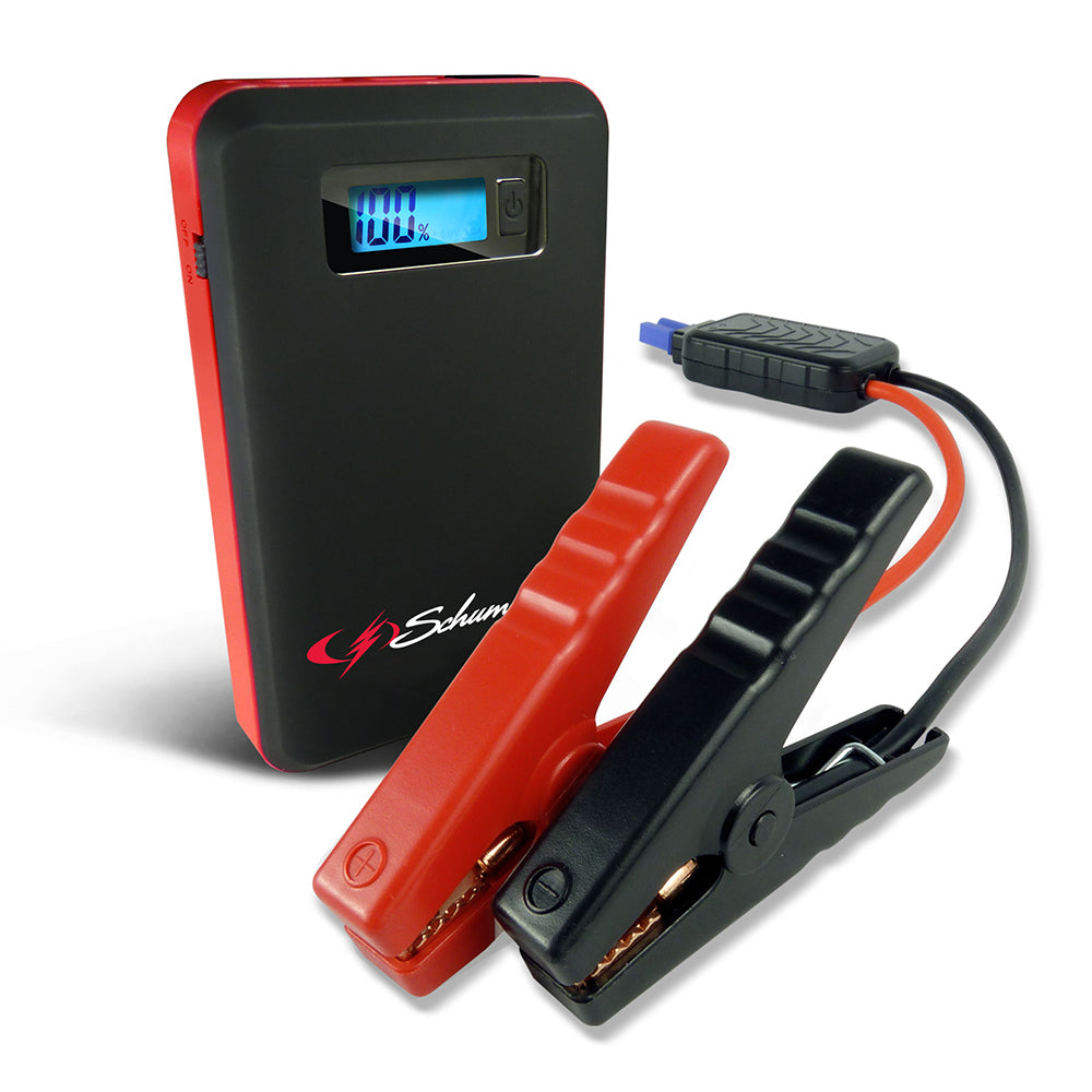 Schumacher Jump Starter Accessories The Cabin Depot- The Cabin Depot Off-Grid Off Grid Living Solutions Cabin Cottage Camp Solar Panel Water Heater Hunting Fishing Boats RVs Outdoors
