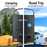 Camplux 5L Portable Tankless Water Heater (CSA Certified For Outdoor Use) w/ Flojet Pump