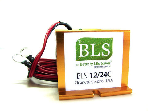 BLS Battery life saver 12/24 volt