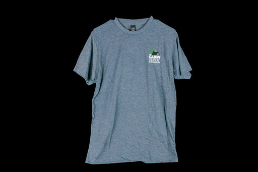 Men's Heathered Blue T-Shirt