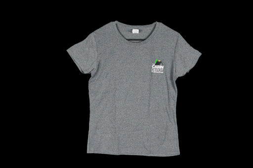 Women's Heathered Grey T-Shirt