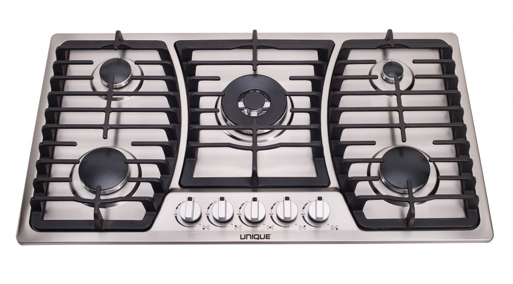 "Unique 36"" Gas Cooktop"