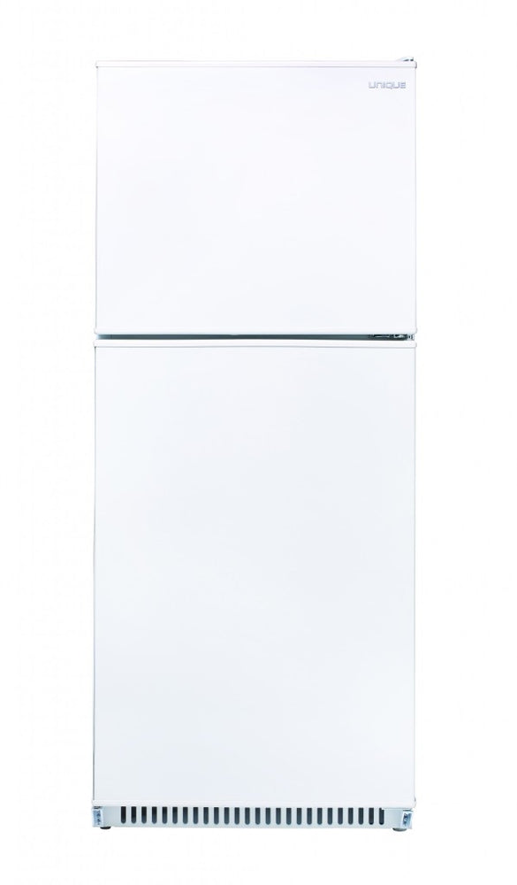 UNIQUE 16.6 CU/FT 12/24V DC Solar Fridge with Freezer - White Appliances The Cabin Supply Depot- The Cabin Depot Off-Grid Off Grid Living Solutions Cabin Cottage Camp Solar Panel Water Heater Hunting Fishing Boats RVs Outdoors