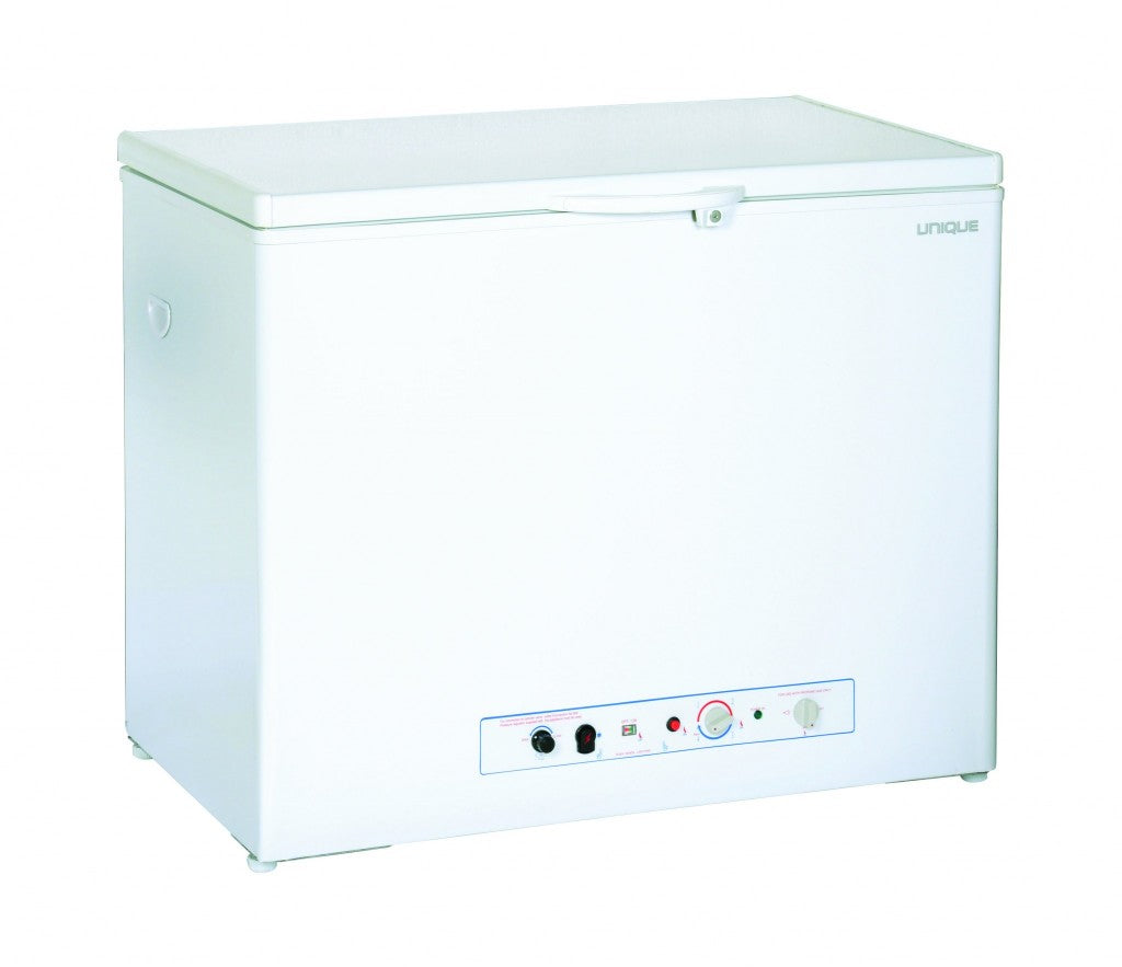 UNIQUE 6 CU/FT Propane Chest Freezer