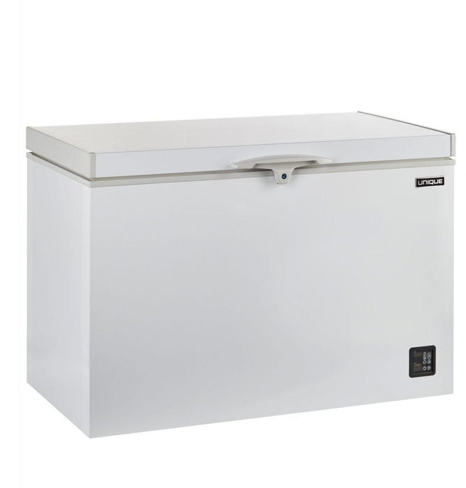 Unique 9.3 cu/ft Solar Powered DC Chest Freezer