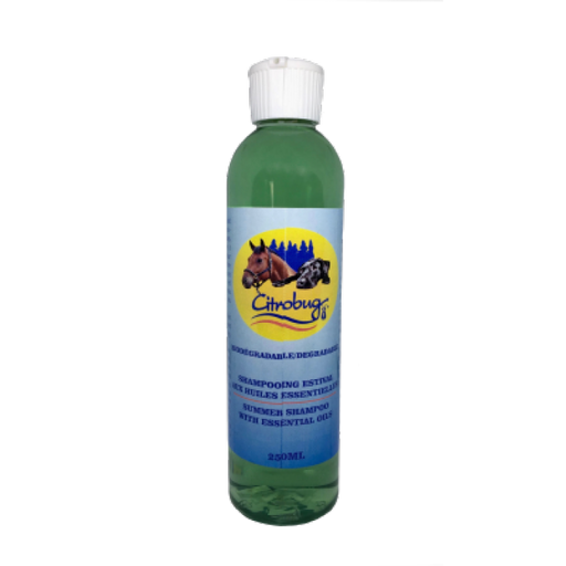 Citrobug Summer Shampoo for Pets - 250ml