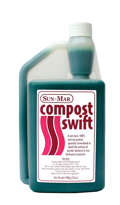 Sun-Mar Compost Swift