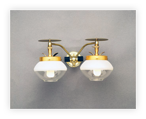 Falks Propane Double Wall Light