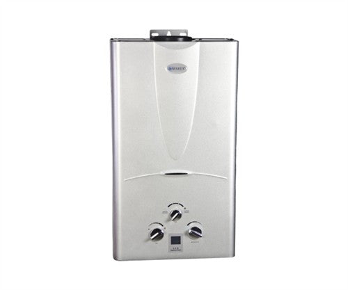 Marey Tankless Water Heater 3.1 GPM (10L) Propane Gas (LPG) - Digital Display Water Heater Marey- The Cabin Depot Off-Grid Off Grid Living Solutions Cabin Cottage Camp Solar Panel Water Heater Hunting Fishing Boats RVs Outdoors