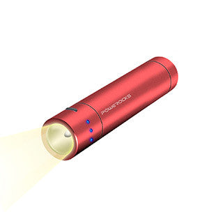 Powerocks Flashlight Magicstick 3000 mAh Portable Power Bank