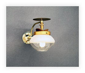Falks Propane Single Wall Light