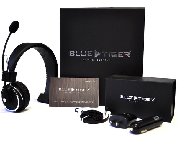 Blue Tiger ELITE Truckers Headset