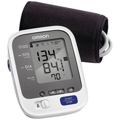 Omron BP761 7 Series Upper Arm Home Blood Pressure Monitor with Bluetooth Connectivity