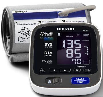 Omron BP791IT Upper Arm Home Blood Pressure Monitor